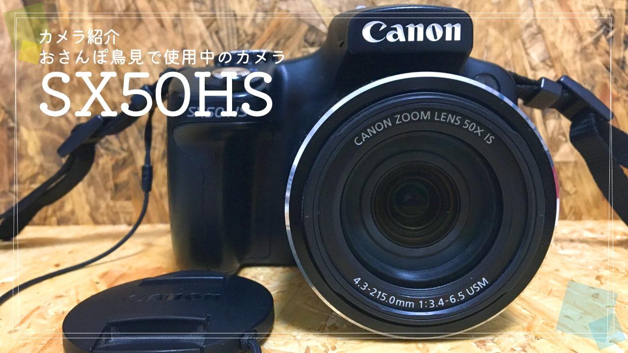 おさんぽ鳥見で使用しているカメラの紹介